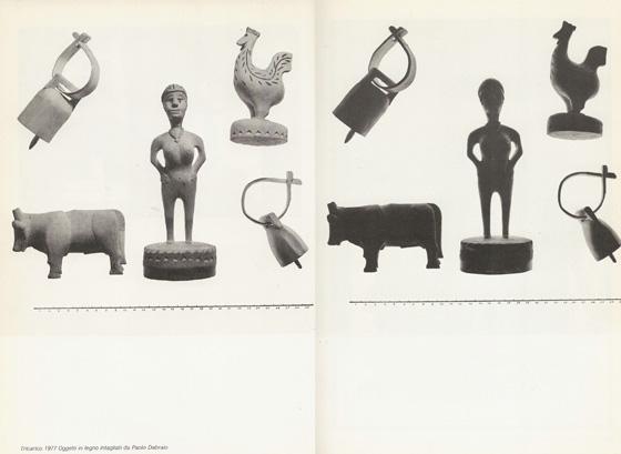Matera 1978. Dai segni agli oggetti; immagine tratta da Cresci, M. (1979). Misurazioni. Oggetti segni ed analogie fotografiche in Basilicata. Matera: Edizioni Meta.