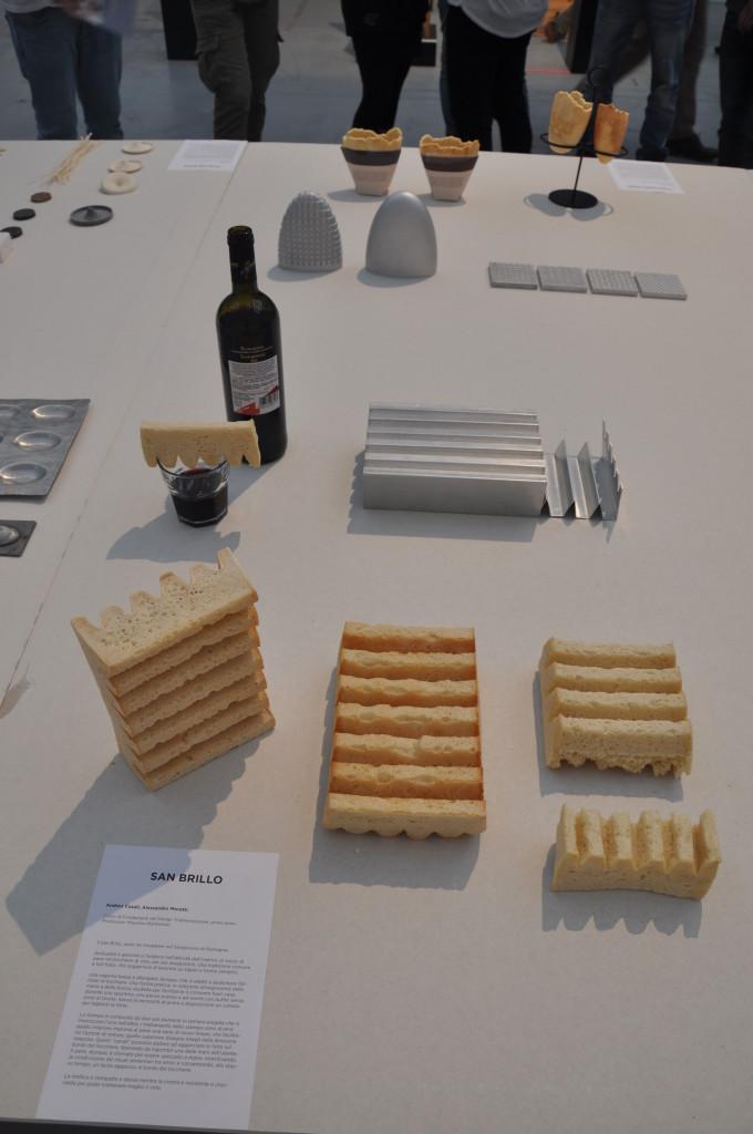 Andrea Casali, Alessandro Moretti, San Brillo, progetto sviluppato nel Laboratorio di fondamenti del design tridimensionale, docente: Massimo Barbierato. Foto: Nico Polidori.