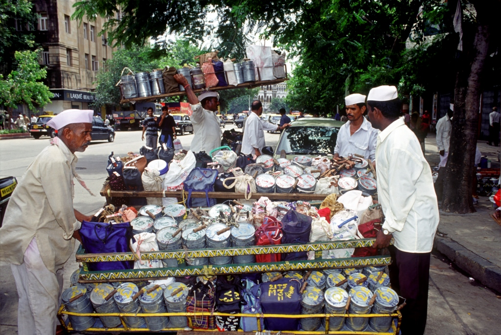 RMA Architects Dabbawala Lunch Delivery System 2014 Mumbai Photo Credits : Rajesh Vora