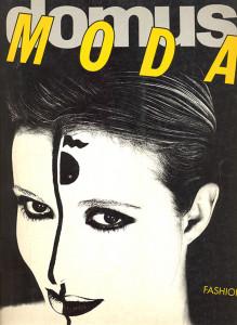 Copertina di Domus Moda, allegato a Domus, 617, maggio 1981.