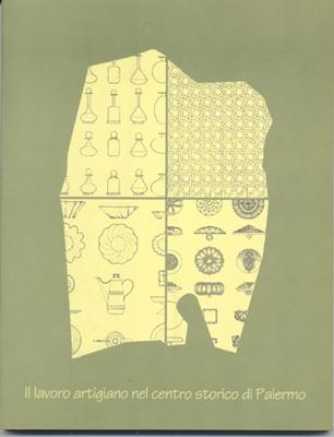 Fig. 6 - Copertina del libro Il lavoro artigiano nel centro storico di