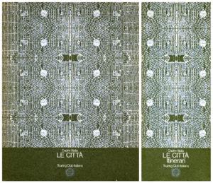 Fig. 11 Diego Birelli, volume Le città, collana Capire l'Italia, Touring club italiano, Milano 1978 / courtesy Archivio Progetti – Università Iuav di Venezia, Fondo Diego Birelli.