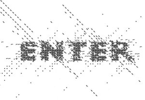 Fig. 5 - Total Design, Enter logo, 1987 / Courtesy Robert van Rixtel, Eindhoven
