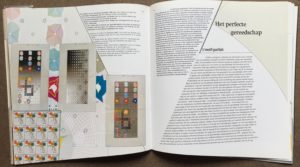 Fig. 8 - Total Design, Design: Total Design, 1989, spread / Personal collection of the author