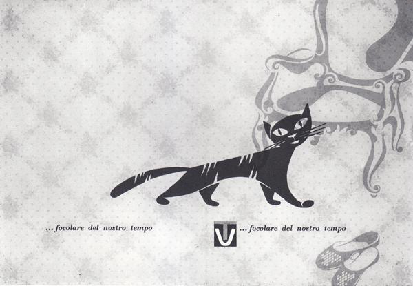 Fig. 9 - Erberto Carboni, Copertina di opuscolo pubblicitario della Radiotelevisione italiana (da Carboni, 1959).