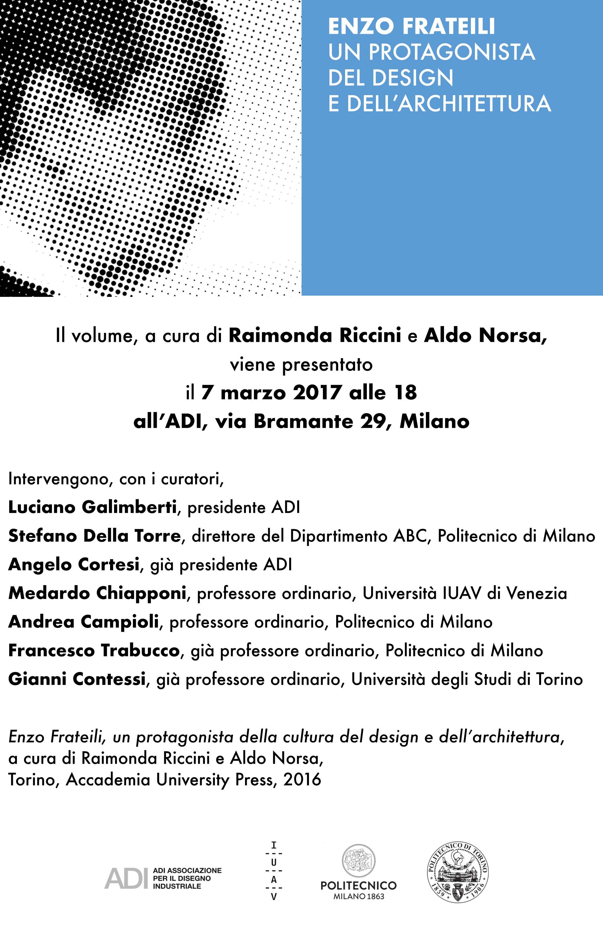 Invito Frateili
