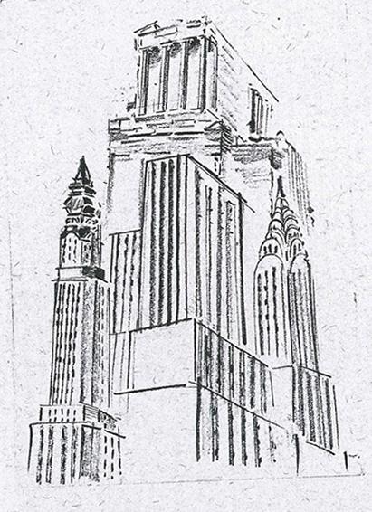 Fig. 16 – Accumulazione di edifici. Contributo agli Scritti in onore di  Eugenio Gentili Tedeschi. Aspetti del moderno 06316d770c4