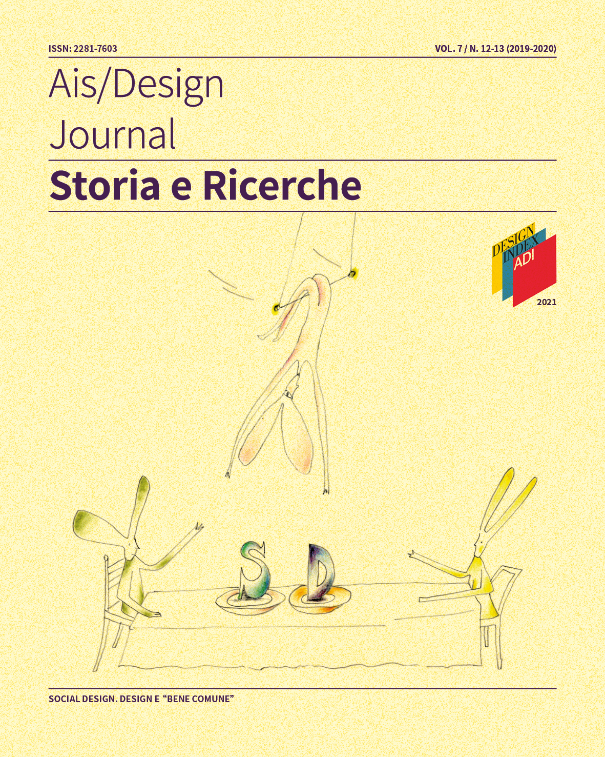 #12-13 AIS/DESIGN JOURNAL / SOCIAL DESIGN