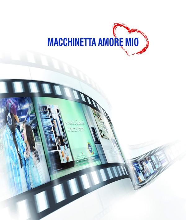 """La campagna nazionale: """"Macchinetta Amore Mio"""""""