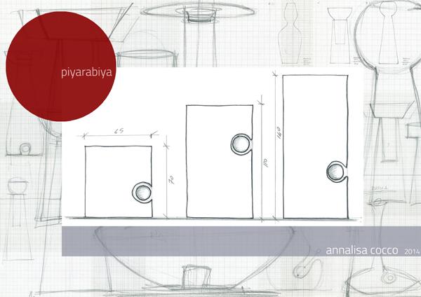 Piyarabiya, 2014, Annalisa Cocco per AVD, progetto