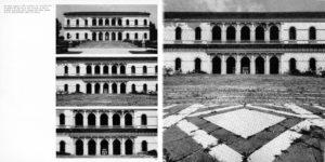 Fig. 10 Diego Birelli, volume di Manfredo Tafuri, Jacopo Sansovino; Marsilio, Venezia 1969 / courtesy Archivio Progetti – Università Iuav di Venezia, Fondo Diego Birelli.