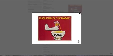 Fig. 10-12 Risultati di ricerca, scheda oggetto e immagine oggetto nel catalogo on line.