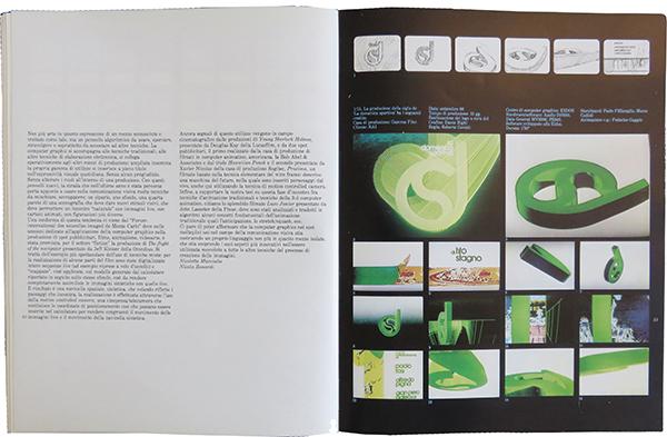 Fig. 3 - Pagina interna dell'articolo di Marcialis & Zanardi (1987/3).