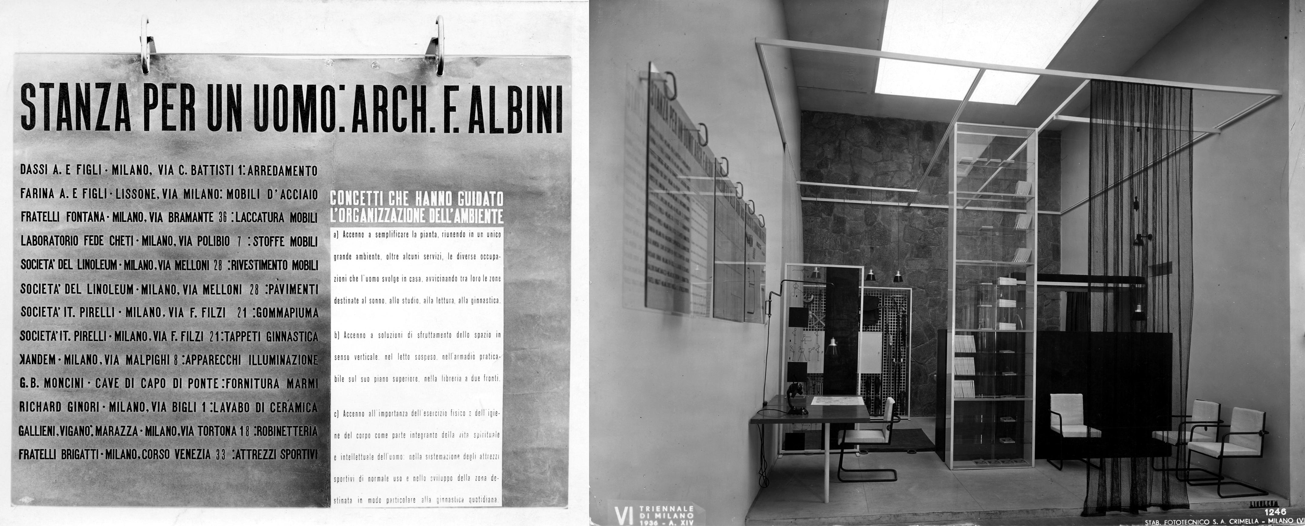 Design Degli Interni Roma franco albini e il progetto dell'effimero (1936-1958): le