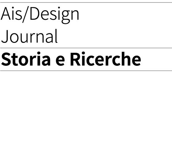 AIS/Design Journal. Storia e Ricerche